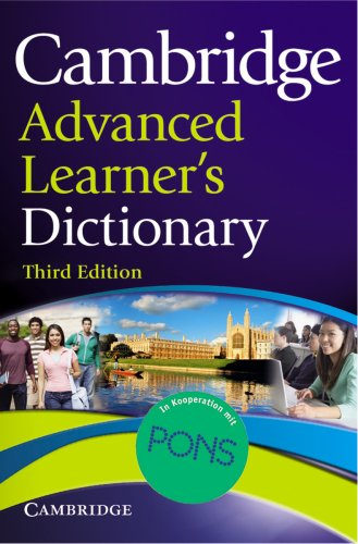 9783125179875: Cambridge Advanced Learner's Dictionary