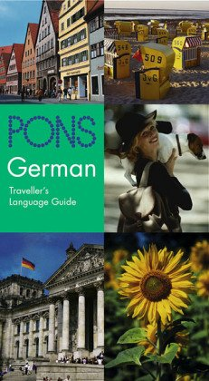 9783125182813: PONS Reisewörterbuch, Traveller's Language Guide German