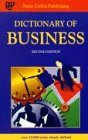 9783125184503: Dictionary of Business:over 12.000 Terms Clearly Defined