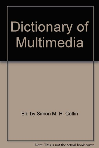 9783125184527: Dictionary of Multimedia