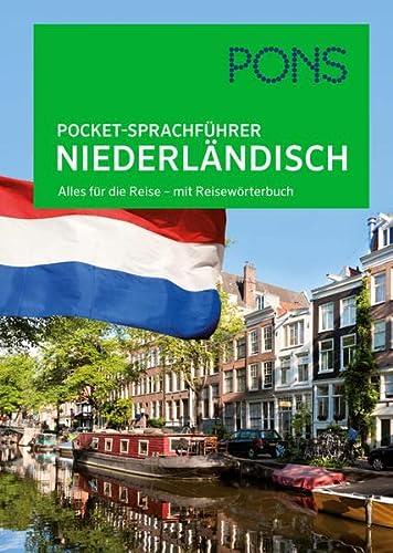 9783125185388: PONS Pocket-Sprachführer Niederländisch: Alles für die Reise - mit Reisewörterbuch