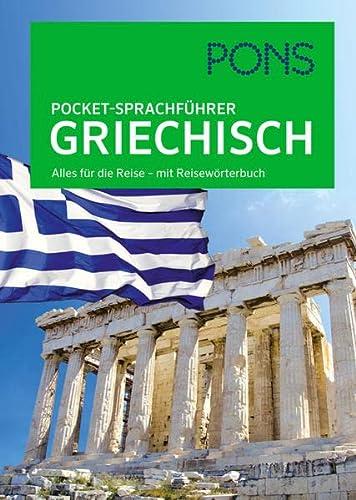 9783125185449: PONS Pocket-Sprachf�hrer Griechisch: Alles f�r die Reise - mit Reisew�rterbuch