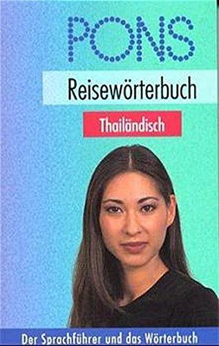 9783125185968: PONS Reisewörterbuch, Thailändisch