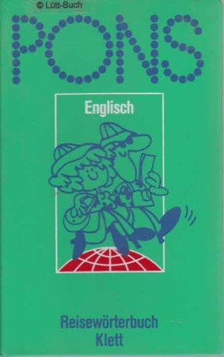 9783125186101: PONS Reisewörterbuch Englisch