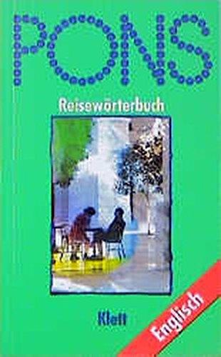 9783125186118: PONS Reisewörterbuch Englisch