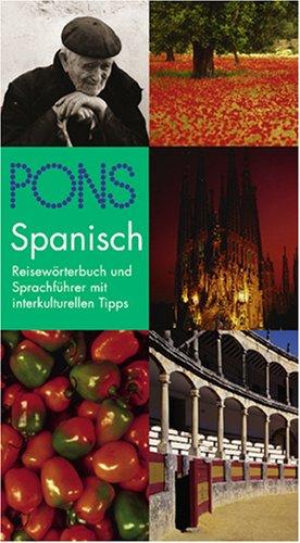 9783125186330: PONS Reisewörterbuch Spanisch.