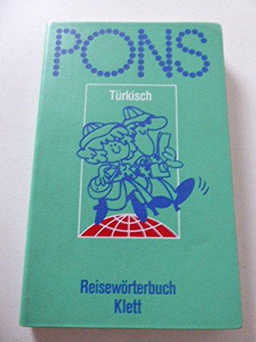 9783125186903: PONS Reisewörterbuch Türkisch