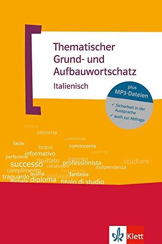 9783125195189: Thematischer Grund- und Aufbauwortschatz Italienisch