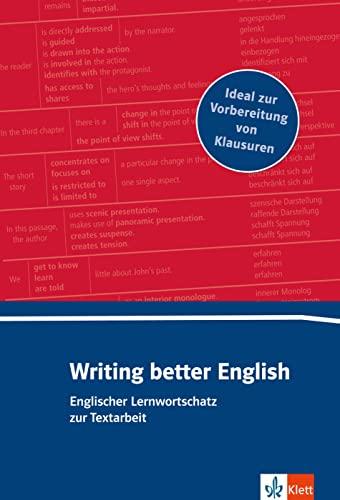 9783125195615: Writing better English A2-B2