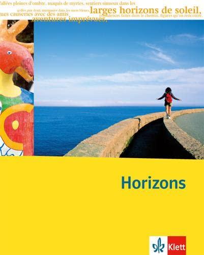 9783125209213: Horizons. Oberstufe. Schülerbuch Klasse 11/12 (G8), Klasse 12/13 (G9)