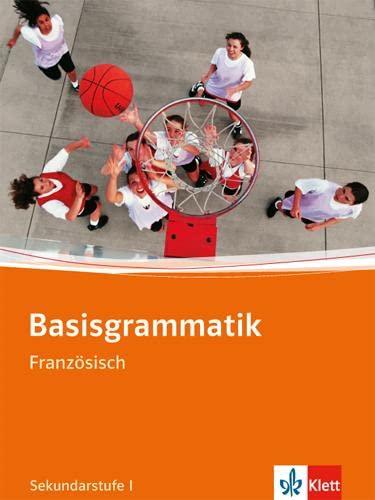 9783125217089: Basisgrammatik Französisch. Sekundarstufe I: Ab dem 2. Lernjahr