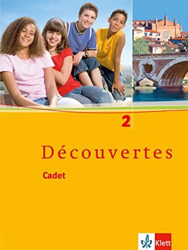 9783125220119: Découvertes Cadet 2. Schülerbuch