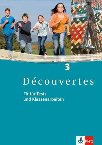 9783125220935: Découvertes 3. Fit für Tests und Klassenarbeiten. Arbeitsheft mit CD-ROM und Lösungen