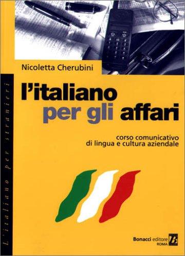 9783125234307: L' italiano per gli affari, Lehrbuch