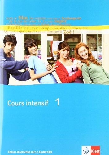 9783125236035: Cours intensif Neu 1. Cahier d'activit�s mit Audio-CD: Franz�sisch als 3. Fremdsprache mit Beginn in Klasse 8. Alle Bundesl�nder