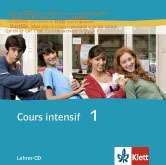 9783125236080: Cours intensif 1 Lehrer-CD