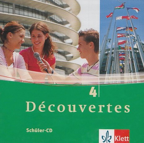 Découvertes / Schüler-CD - Band 4: Alamargot, Gerard, Birgit