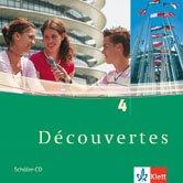 9783125238688: D�couvertes Tl 4. Lehrer-CD