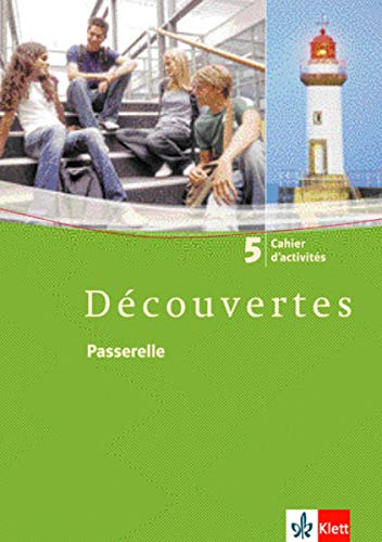 9783125238831: Découvertes 5. Cahier d'activités: Französisch als 2. Fremdsprache oder fortgeführte 1. Fremdsprache. Gymnasium
