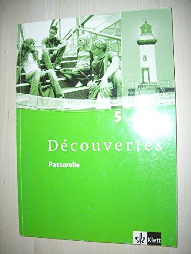 9783125238855: Découvertes 5 Passerelle Lehrerbuch [Pappbilderbuch] by Bühlen, Verl, Jung, H...
