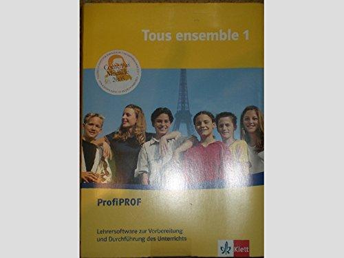 9783125239166: Tous ensemble Tl 1. ProfiPROF - Einzelversion