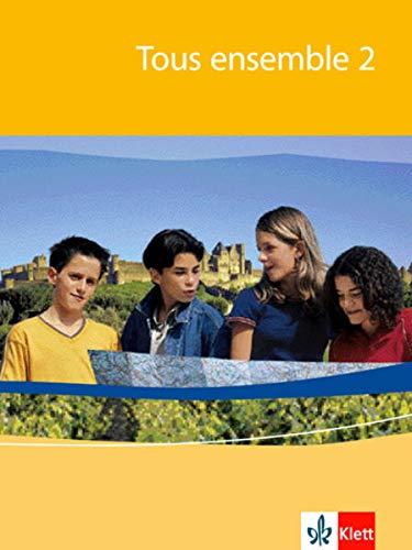 9783125239210: Tous ensemble 2. Schülerbuch: Französisch als 2. Fremdsprache. Realschule / Gesamtschule