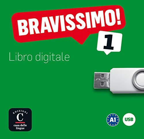 9783125251427: Bravissimo. Libro digitale USB
