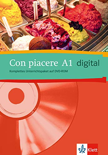 9783125251946: Con piacere. A1 digital. DVD-ROM [import allemand]