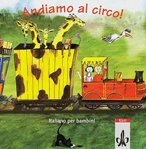 Andiamo al circo! Audio-CD