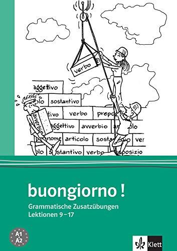 9783125255029: Buongiorno Neu. Grammatische Zusatz�bungen. Italienisch f�r Anf�nger