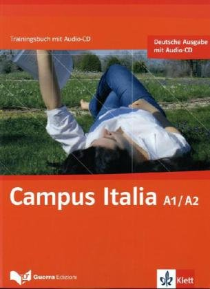 9783125255449: Campus italia A1/A2. Trainingsbuch