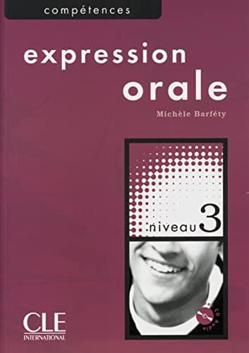 9783125257443: Expression orale, Niveau 3, m. Audio-CD