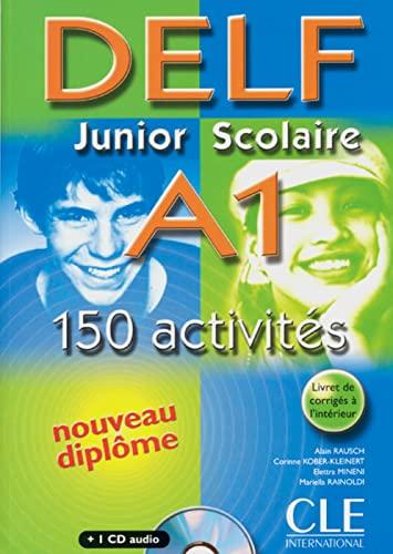 9783125260412: DELF junior scolaire A1. 150 activités
