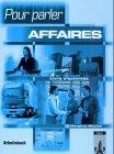 9783125269248: Pour parler Affaires, Arbeitsbuch