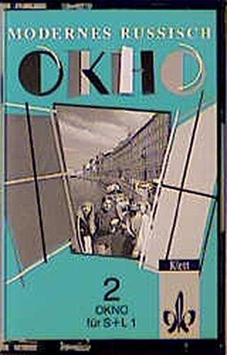 9783125274549: Okno - Modernes Russisch, 1 Cassette für Schüler und Lehrer