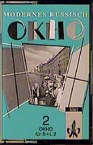 9783125274556: Okno - Modernes Russisch, 1 Cassette für Schüler und Lehrer