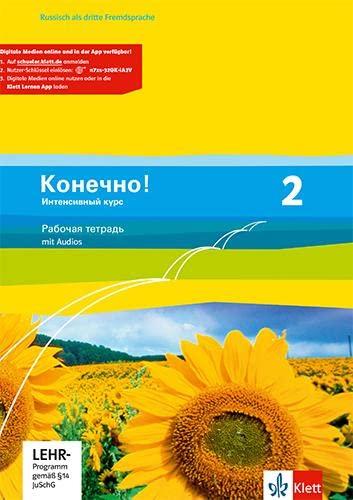 Konetschno! Band 2. Russisch als 3. Fremdsprache.