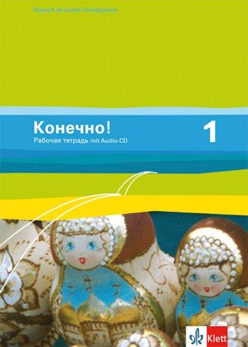 9783125275065: Konetschno Band 1. Russisch als 2. Fremdsprache. Arbeitsheft