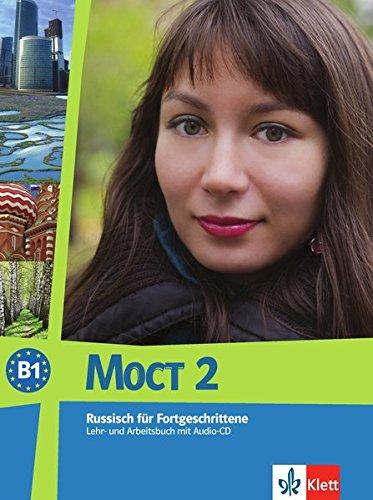 9783125275607: MOCT - Modernes Russisch - Aktualisierte Ausgabe. Lehr- und Arbeitsbuch für Fortgeschrittene mit Audio-CD