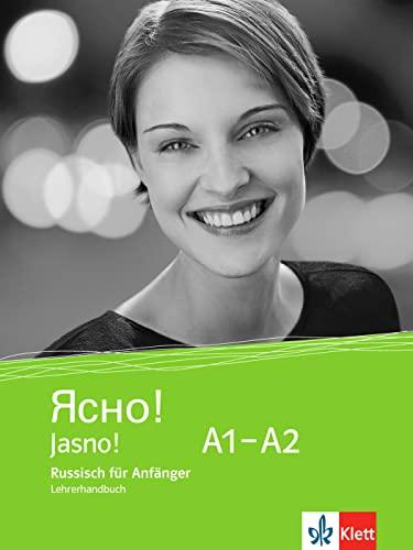 9783125275928: Jasno! Lehrerhandbuch A1-A2: Russisch für Anfänger