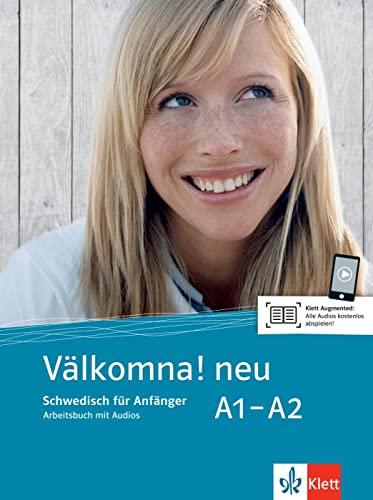 9783125279520: Välkomna! Neue Ausgabe. Arbeitsbuch A1-A2: Schwedisch für Anfänger