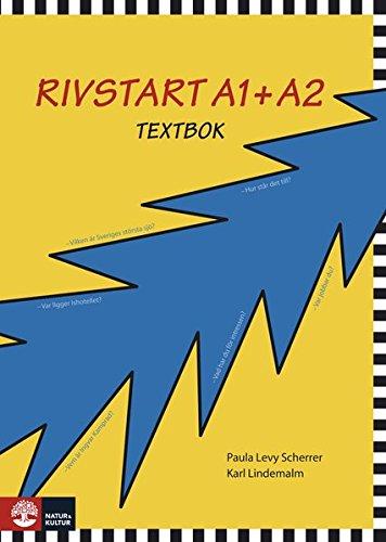 Rivstart Textbok + Audio-CD (MP3) A1-A2: P. / Lindemalm,