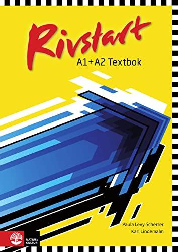 9783125279919: Rivstart A1+A2 Neu. Textbok + ljudfiler