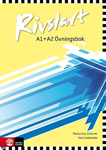 9783125279926: Rivstart A1+A2 Neu. Textbok + ljudfiler. Övningsbok