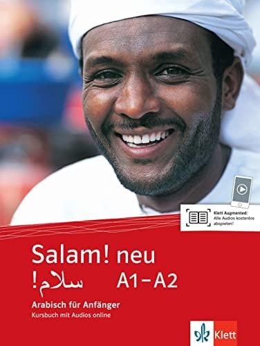 9783125288355: Salam! neu A1-A2. Kursbuch mit Audio-CD: Arabisch für Anfänger