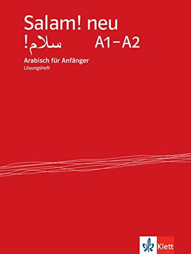 9783125288379: Salam! Arabisch für Anfänger. Neubearbeitung. Lösungsheft