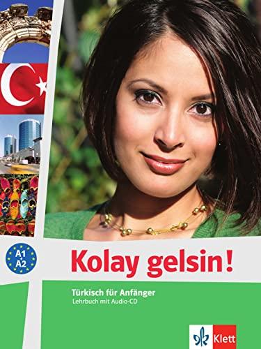 9783125288607: Kolay gelsin! T�rkisch f�r Anf�nger. Lehrbuch mit Audio-CD