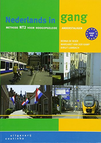 9783125288768: Nederlands in gang. Lehrbuch mit Audio-CD