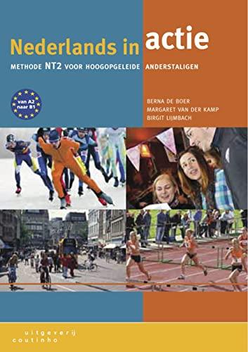 9783125288775: Nederlands in actie