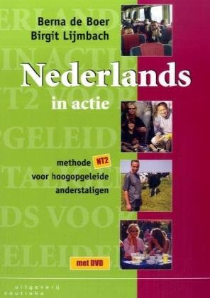 9783125288850: Nederlands in actie. Mit DVD